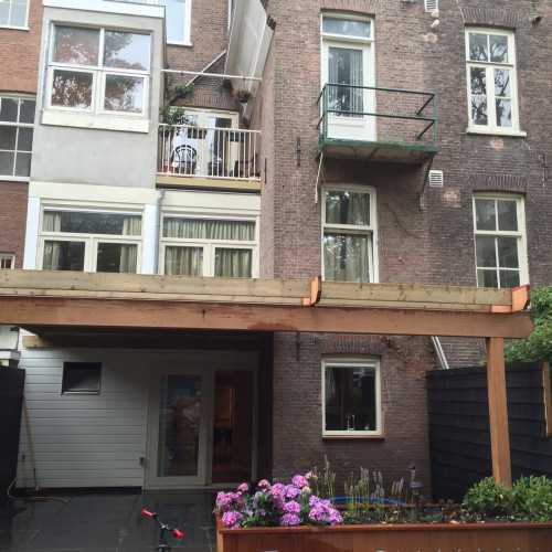 Binnentuin Amsterdam