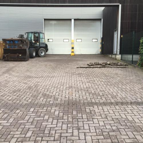 Laad- en losdock voor vrachtwagens Nieuw-Vennep
