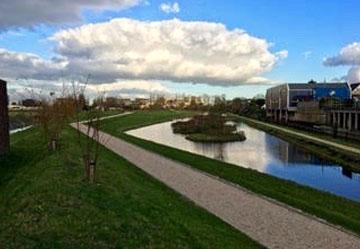 Onderhoud Ringdijkpark Schiphol Logistics Park