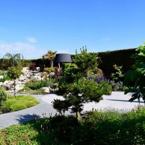 tuinaanleg Zwaanshoek